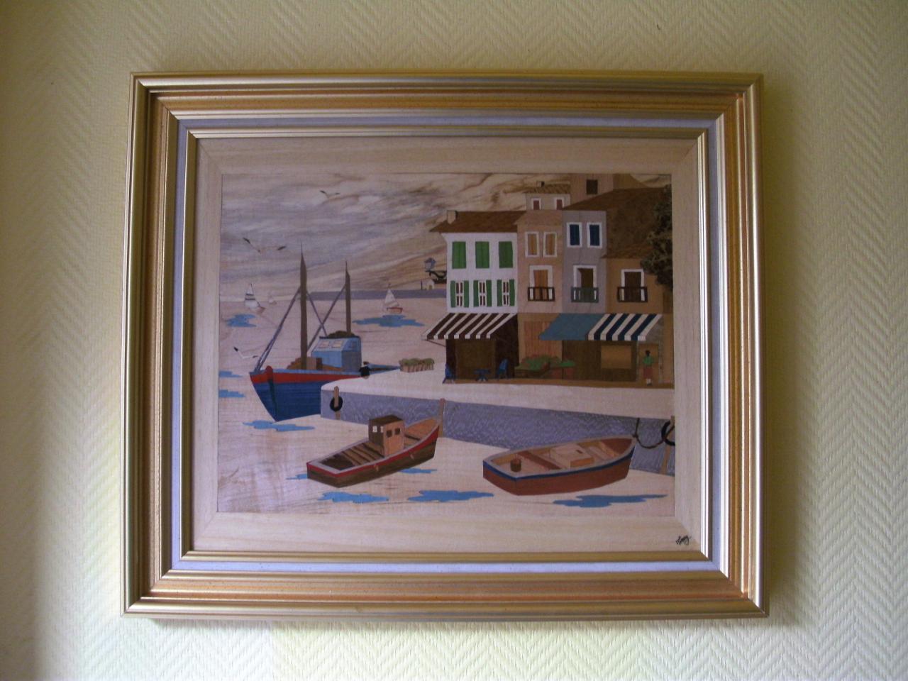 Bord de mer breton