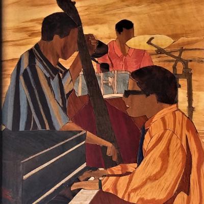 Joueurs de jazz
