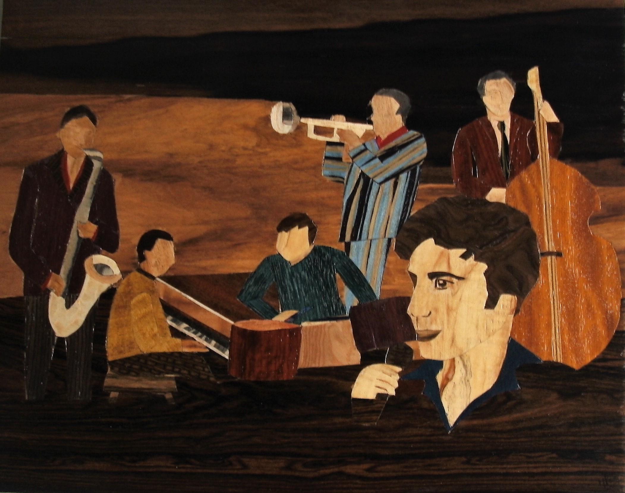Nougaro chanteur de jazz