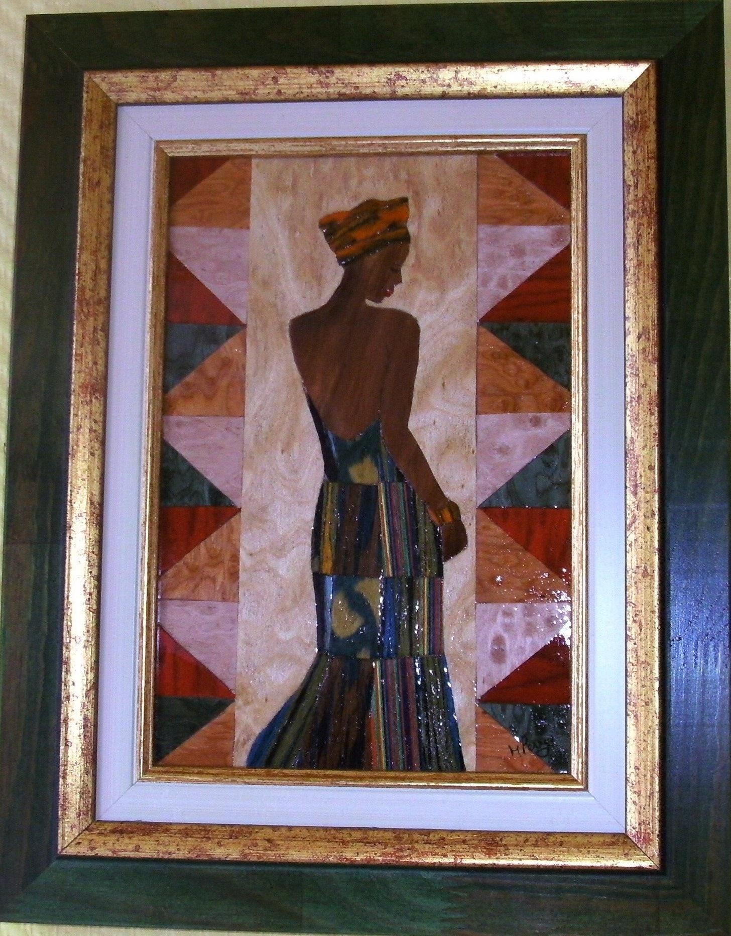 Princesse africaine RESERVE