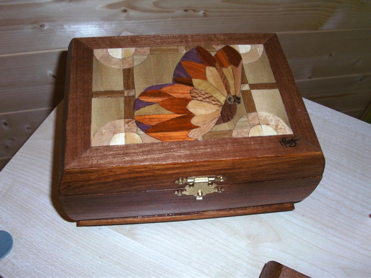 Coffret Papillon Grand Format