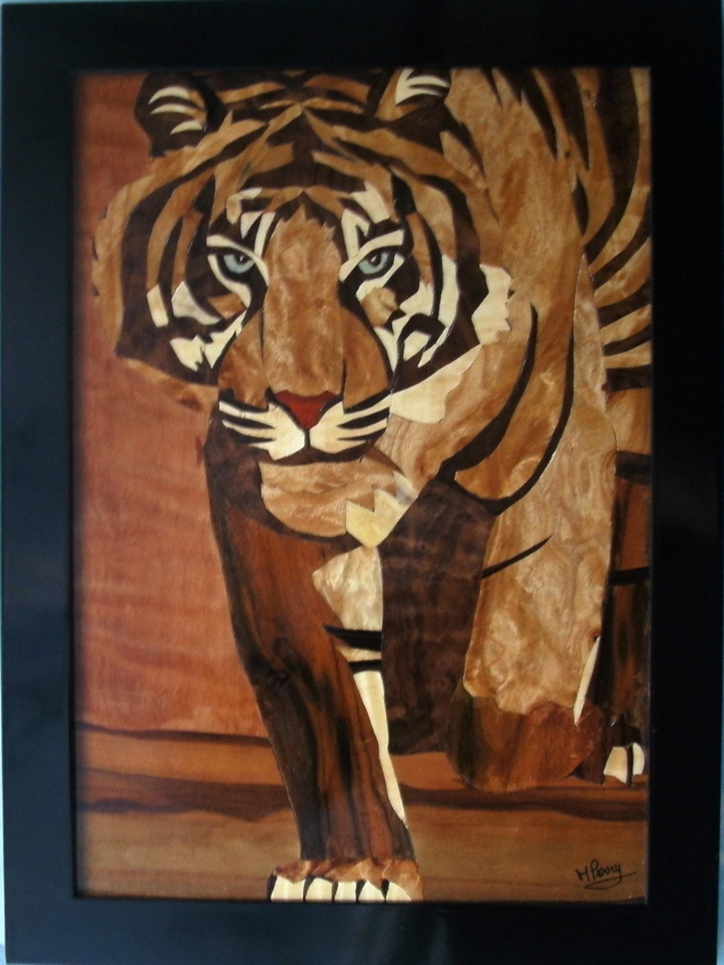 Sa majeste le tigre
