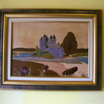Le chateau de Val