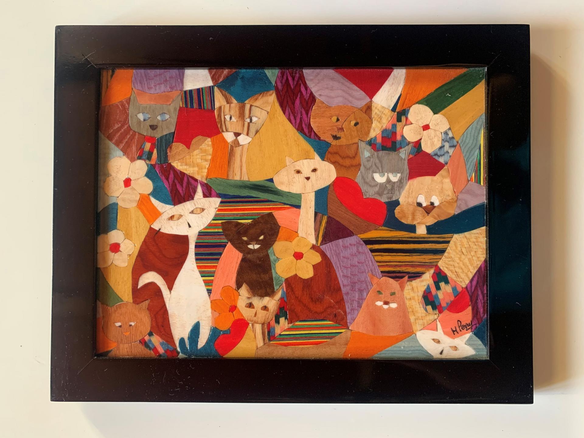 Galerie de chats