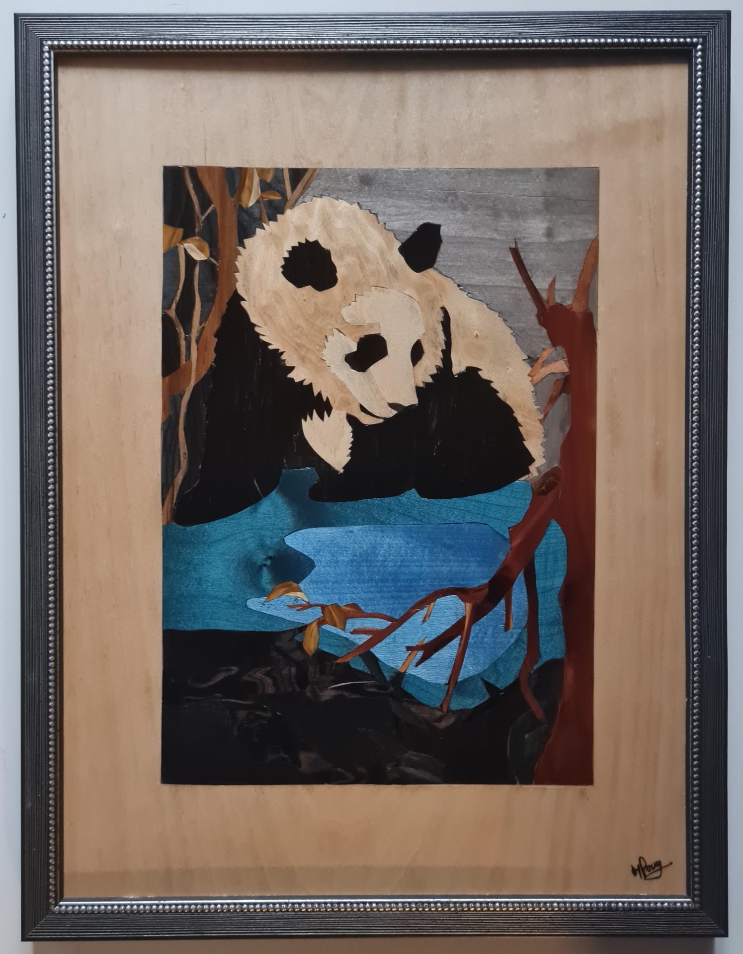 Mon ami panda